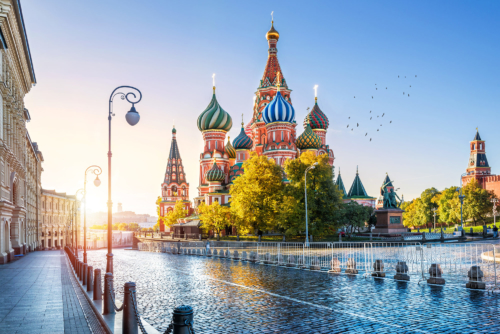 Moscow flight's offer
