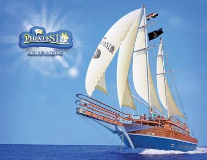 Pirates Sailing Boats
