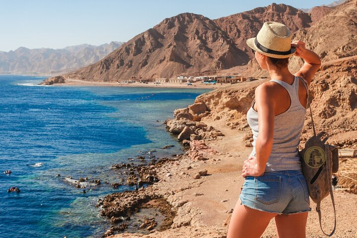 dahab safari from sharm