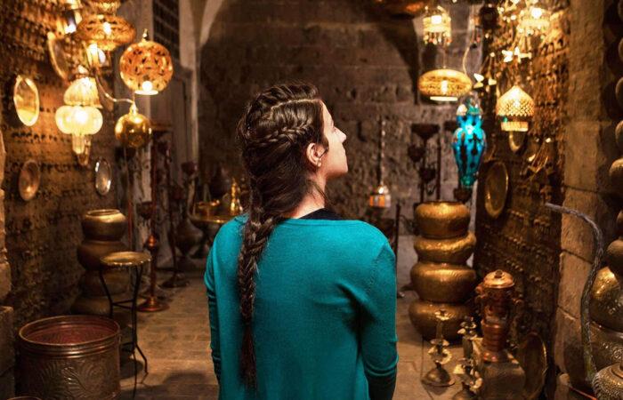 khan elkhalili at ramadan